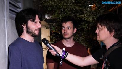 《Sable》 - Gregorios Kythreotis 及 Daniel Fineberg 訪談