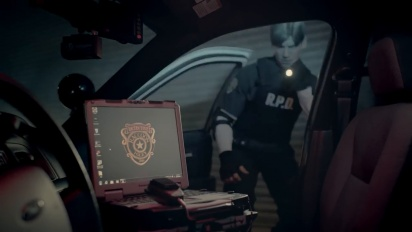 Resident Evil 2 - Live-Action Trailer