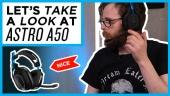 Astro 的 A50 電競耳麥 - 快速查看