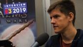 《永生之境:吸血鬼戰爭》- Johan Algren 訪談