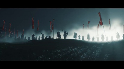 Ghost of Tsushima - Story Trailer - PS4