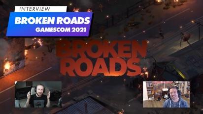 《Broken Roads》- Craig Ritchie 訪談