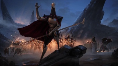 Endless Legend - The Cultist Reveal Trailer