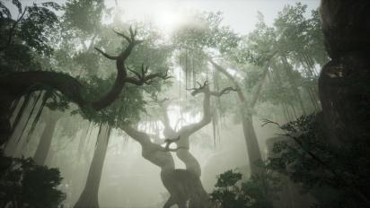 《柯南的流亡》- 沼澤地區 Gameplay