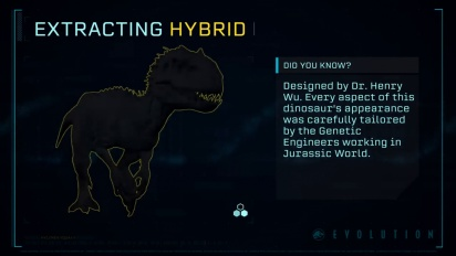 Jurassic World Evolution - Hybrid Profile: Indominus Rex