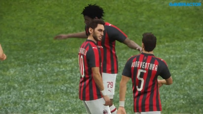 《實況足球2019》- Inter - Milan 實機操作 Gameplay