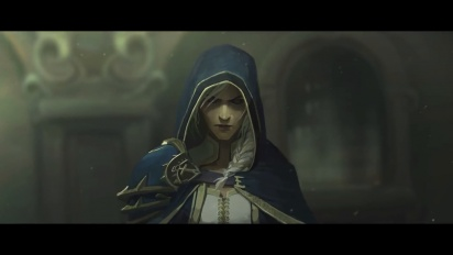 World of Warcraft: Battle for Azeroth - Warbringers: Jaina