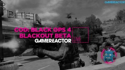 《決勝時刻:黑色行動4》-  Blackout 開放 PC beta 測試直播