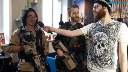 《全境封鎖 2》- 幹員 Cosplay 訪談