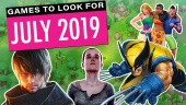 Games To Look For - July 2019
