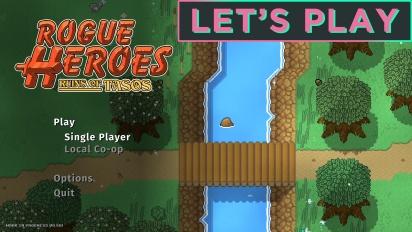 《Rogue Heroes: Ruins of Tasos》- Let's Play
