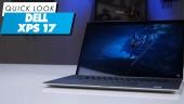 Dell XPS 17 筆電 - 快速查看