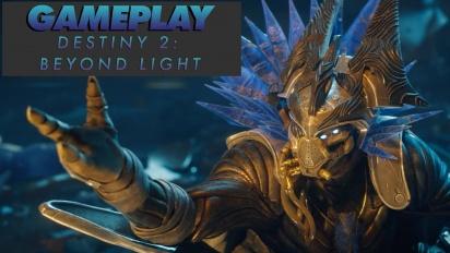 《天命2:光能之上》- Gameplay
