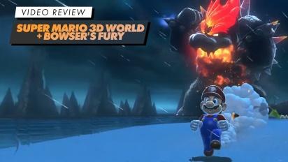 《超級瑪利歐3D 世界+狂怒世界》評論影片