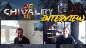 《騎士精神2》- Steve Piggott & Rasmus Löfström 訪談