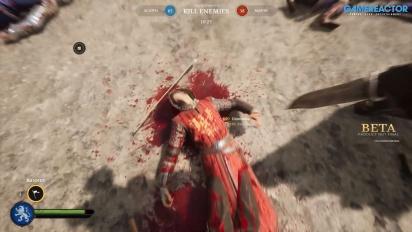 《騎士精神2》- Gameplay 剪接