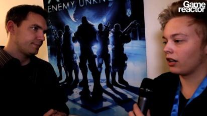 GC 12: Xcom: Enemy Unknown - Interview
