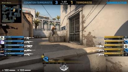 OMEN by HP Liga - Div 1 Round 1 - ExeRetro vs SLACKBOYS - Dust2