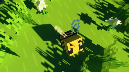 Minecraft - Buzzy Bees Official Trailer