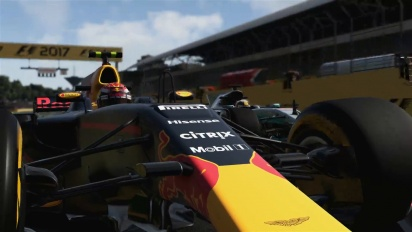 F1 2017 - Born To Be Wild Trailer