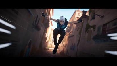 Valorant - Launch Date Reveal Trailer