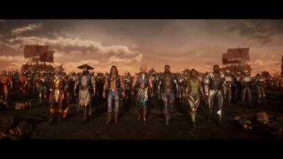 Mortal Kombat 11: Aftermath - Official Launch Trailer