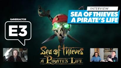 《盜賊之海:海盜生活》- Mike Chapman 跟 Joe Neate 訪談