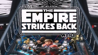 Zen Pinball 2 - Star Wars: The Empire Strikes Back Trailer