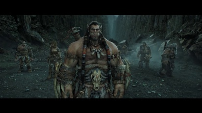 Warcraft movie trailer