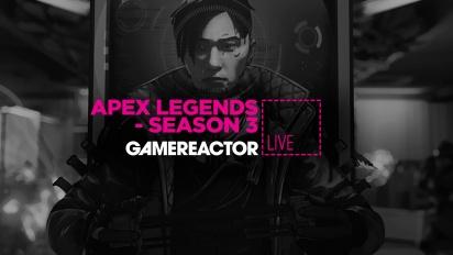《Apex 英雄》 - 第3季:直播重播