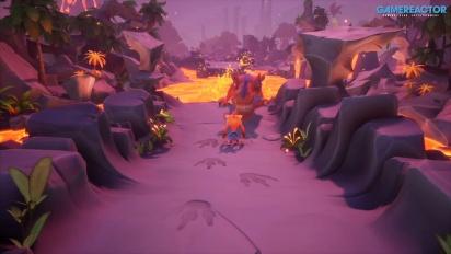 《袋狼大進擊 4》- Snow Way Out 跟 Dino Dash Gameplay