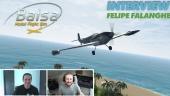 《Balsa Model Flight Simulator》- Felipe Falanghe 訪談