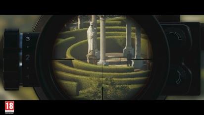 Hitman 2 - Sniper Assassin Competition Trailer