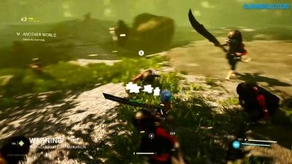 《BioMutant》 - Gameplay Demo & 訪談