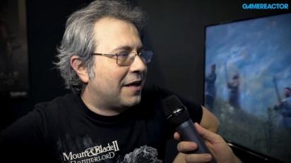 《騎馬與砍殺II:領主》- Armağan Yavuz 訪談