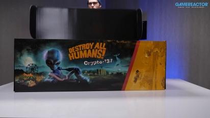 《毀滅全人類!》-  Crypto-137 版本開箱