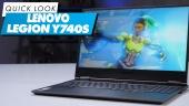 Lenovo Legion Y740S - 快速查看