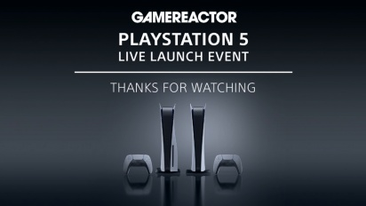Playstation 5 - 發行直播重播