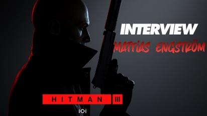 《刺客任務 3》- 訪談