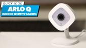 Arlo Q Indoor 監視系統 - 快速查看