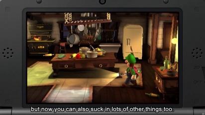 Luigi's Mansion 2 - Nintendo Direct Trailer