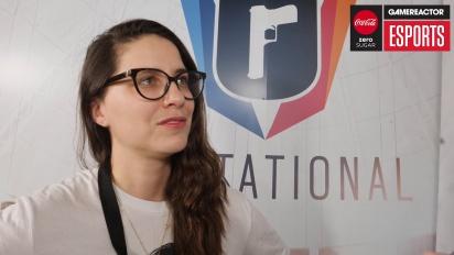 SIX 國際邀請賽 2018 - Laure Guilbert 訪談