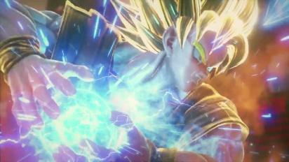 Jump Force - Announce Trailer