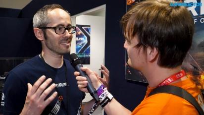 《Starlink: Battle for Atlas》- Laurent Malville 訪談