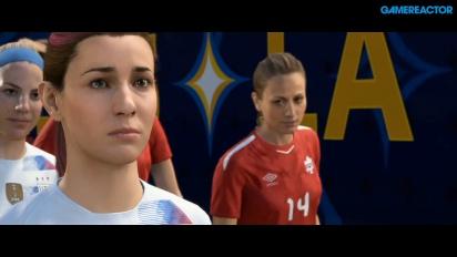 《FIFA 19》-  Kim 的旅程 Gameplay