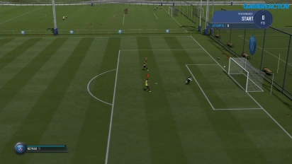 《FIFA 19》- 全新的空中技巧