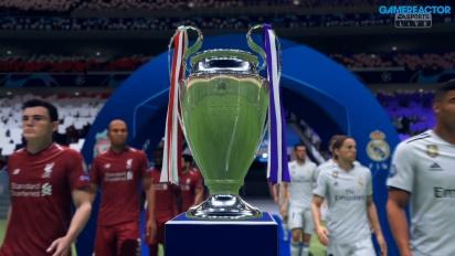 《FIFA 19》- 冠軍聯賽決賽