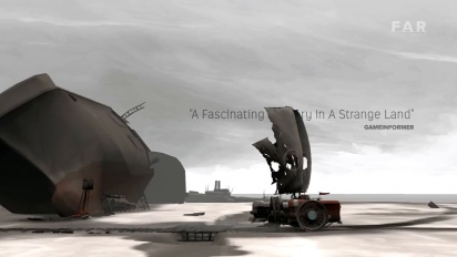 FAR: Lone Sails - PS4 & Xbox One Release Date Trailer