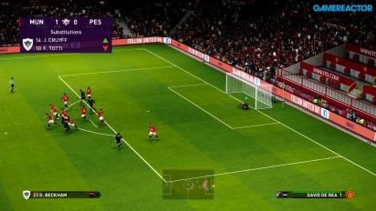 《實況足球 2020》- 曼聯 vs 實況足球傳奇完整對戰 Gameplay