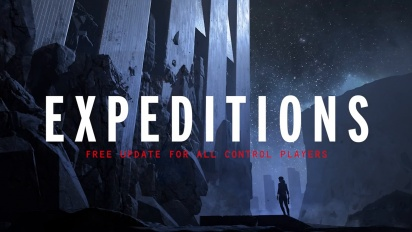 Control - Expeditions Launch Trailer